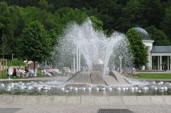 Mariiánské lázně - město