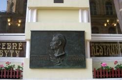 Pamětní desky a sochy maxim_gorkij_02